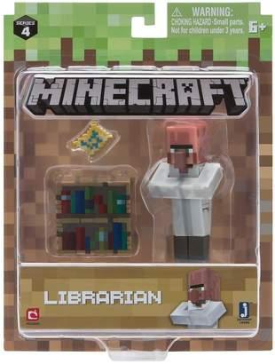 """Minecraft Minecraft Minecraft 3"""" Action Figures - Villager Librarian"""