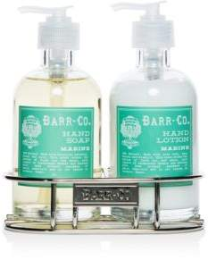 Barr-Co. Marine Hand and Body Caddy Set