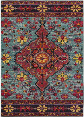 """Jhb Design Archive Ives 6' 7"""" x 9' 1"""" Area Rug"""