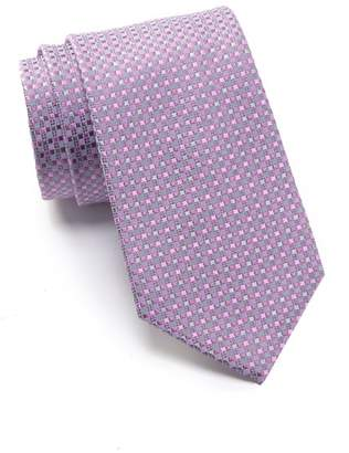 Kenneth Cole Reaction Crystal Neat Silk Tie