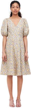 Rebecca Taylor La Vie Margeaux Meadow Poplin Dress