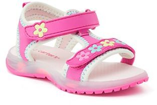 Carter's Chelsea 2 Toddler Girls' Light-Up Sandals $34.99 thestylecure.com