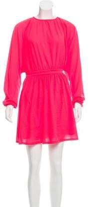Tanya Taylor A-Line Mini Dress