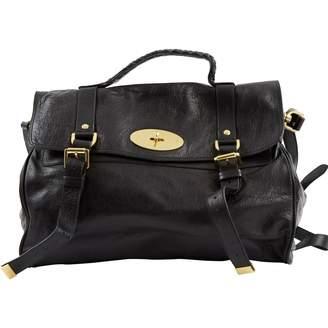 Mulberry Alexa leather handbag