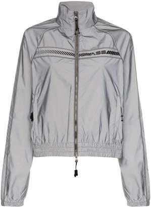 Adam Selman reflective sports style jacket