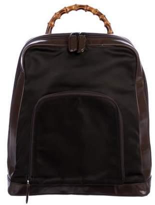 32aba579aa5b Gucci Vintage Bamboo Sling Bag