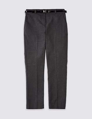 Marks and Spencer Girls' Longer Length Skinny Leg Trousers