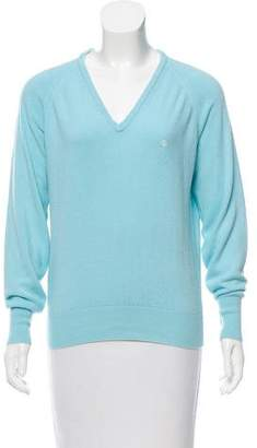 Christian Dior Mohair-Blend Sweater