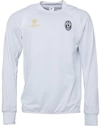 adidas Mens Juventus UCL Training Top White