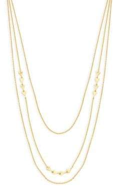 Gorjana Mika Three-Layer Necklace
