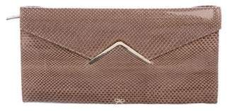 Anya Hindmarch Python Envelope Clutch