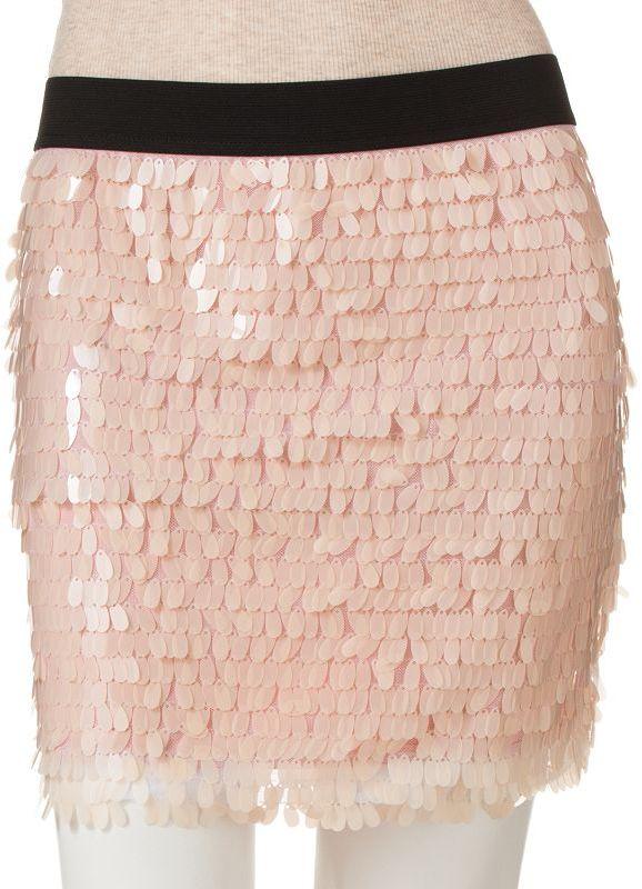 Candies Candie's® sequin body con skirt - juniors