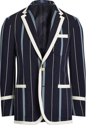 Ralph Lauren Polo Wool-Blend Cricket Blazer