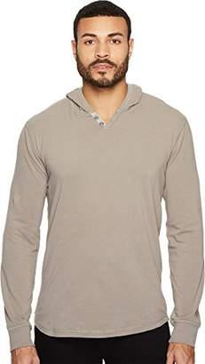 Lucky Brand Men's Long Sleeve Hoodie Sweatshirt