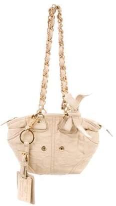 Dolce & Gabbana Mini Leather Handle Bag