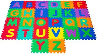 Trademark Hey Play Foam Floor Alphabet Puzzles Mat For Kids