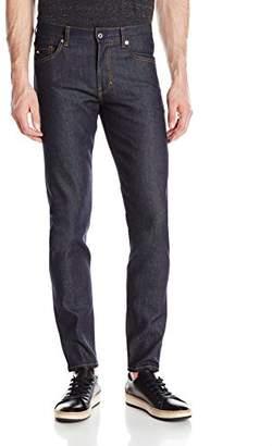 J. Lindeberg Men's Jay Dry Indigo Jeans