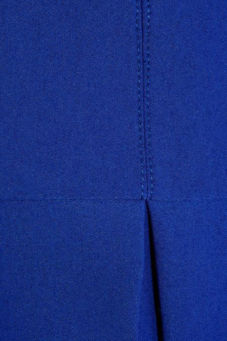 Proenza Schouler Pleated stretch-crepe dress