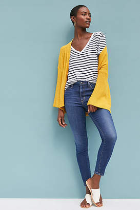 Joe's Jeans The Honey High-Rise Curvy Skinny Ankle Jeans