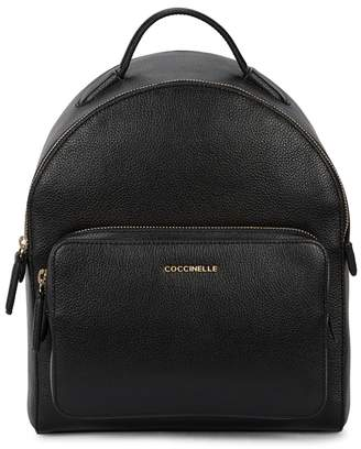 Coccinelle Clementine Medium Leather Backpack