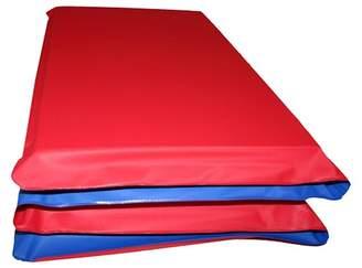 KinderMat® Kids' Rest Mat Red/Blue