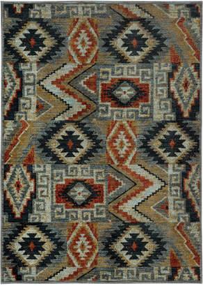 "Oriental Weavers Sedona 5937D 3'10"" x 5'5"" Area Rug"