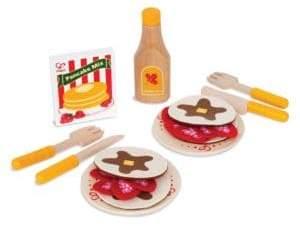 Hape Toys Pancakes Wooden Toy Set