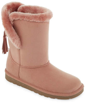 Arizona Womens Sierra Winter Boots Pull-on