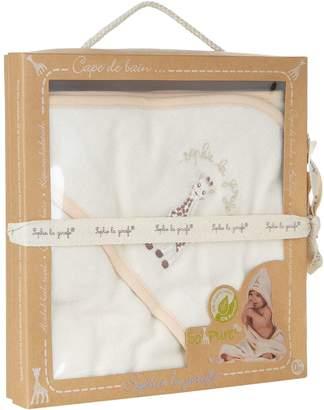 Baby Essentials Sophie La Girafe So Pure Hooded Bath Towel