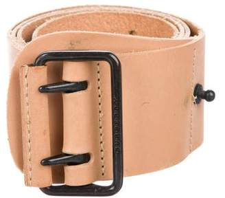 Burberry Leather Hip Belt