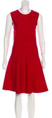 Magaschoni Silk Knee-Length Dress