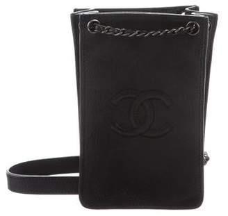 f3b0f90ee687 Chanel Leather Crossbody Handbags - ShopStyle