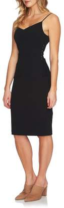 1 STATE 1.State Side Tie Slipdress