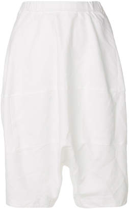 Comme des Garcons tapered shorts