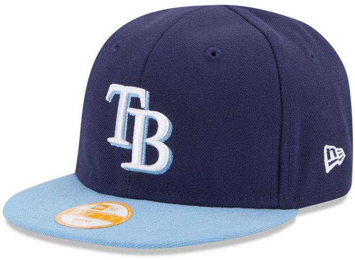 New Era Babies' Tampa Bay Rays 9FIFTY Snapback Cap