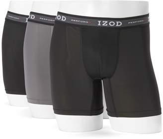 Izod Men's 3-pack Performx Boxer Briefs