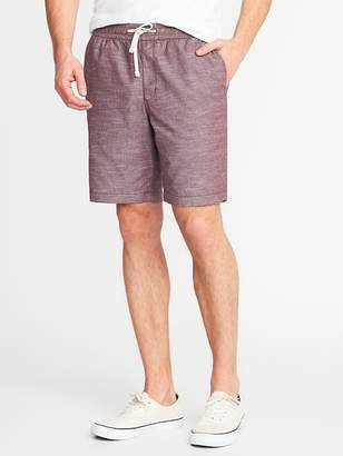 "Old Navy Built-In Flex Drawstring Jogger Shorts for Men (9"")"