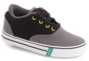 Boy's Heelys 'Launch' Skate Sneaker $55 thestylecure.com