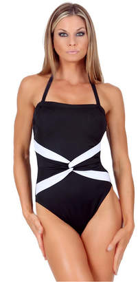 6b527eae03 One Piece Swimsuit Removable Straps - ShopStyle
