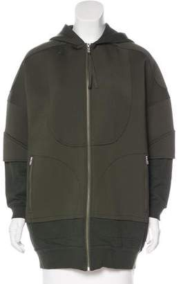 Marc by Marc Jacobs Zip-Up Hooded Sweater