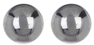 Gorjana Hematite Ball Stud Earrings