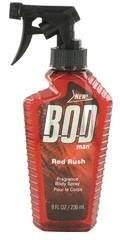 Parfums de Coeur Bod Man Red Rush by Body Spray 8 oz Men 8 oz