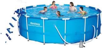 Bestway 15X48 Steel Pro Frame Pool Set