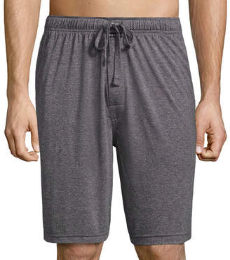 Van Heusen Knit Pajama Shorts - Men's