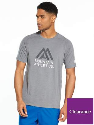 The North Face Mountain Athletic Wicker Graphic Crew T-Shirt
