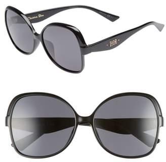 Christian Dior Nuance F 60mm Sunglasses