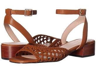 J.Crew Alice Braided Sandal with Stacked Heel