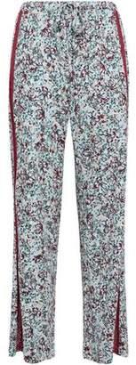 Cosabella Printed Pima Cotton And Modal-blend Pajamas