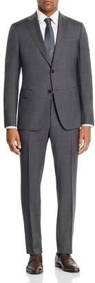 Ermenegildo Zegna Mélange Micro-Check Slim Fit Suit - 100% Exclusive