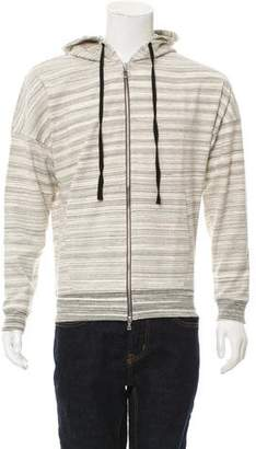Timo Weiland Theo Zip-Front Hoodie w/ Tags